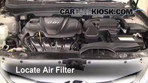 2013 hyundai sonata gls horsepower 2011 2015 hyundai sonata engine air filter check 2011 hyundai