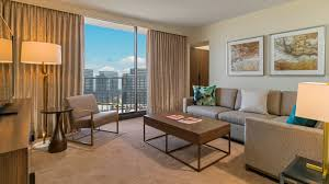 Living Room Vs Parlor Deluxe Rooms The Westin Galleria Houston