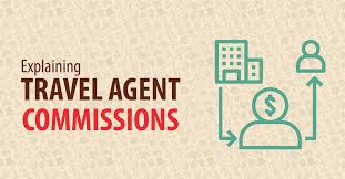 how do travel agents make money images Explaining travel agent commissions infographic charts jpg