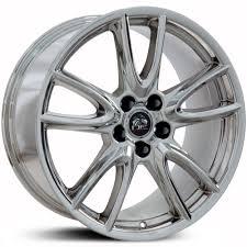 mustang replica wheels fits ford mustang fr18 factory oe replica wheels rims