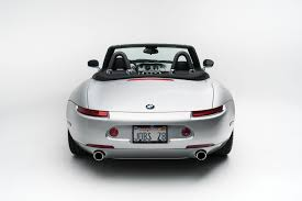 bmw car auctions steve bmw z8 sports car goes up for auction
