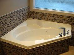 Bathtub Backsplash Ideas by Bathtub With Wood Panel Front Love The Wood Paneling Around The
