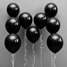 black balloons black balloon beautiful balloon black photoshoot