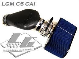 c5 corvette cold air intake corvette cold air induction lg motorsports