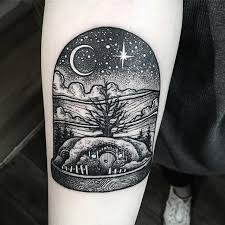 hobbit tattoo ideas pictures to pin on pinterest thepinsta