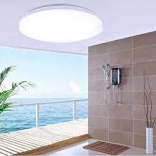 Wohnzimmer Beleuchtung Modern Modern Led Dimmbar Deckenlampe Beleuchtung Badlampe Küche Flur