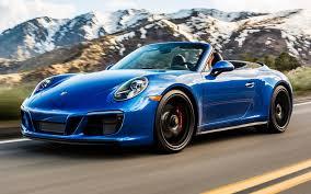 porsche 911 convertible 2018 porsche 911 carrera gts cabriolet 2018 us wallpapers and hd