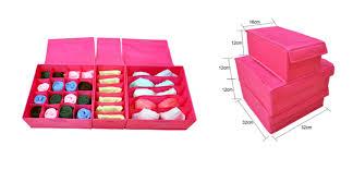 Underwear Organizer Closet Storage U0026closet Organizers Oxford Fabric Underwear Bra