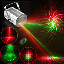 disco light suny 9 patterns rg disco light laser projector remote