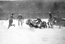 most memorable snow in nfl history photos snowball a