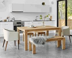 kitchen unusual contemporary square brown varnished oak wood