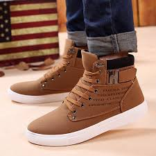 buy boots shoes buy pu leather ankle boots warm winter boots shoes 2017