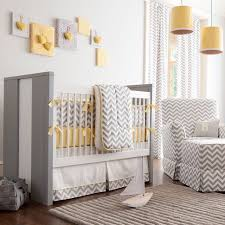Grey And White Nursery Curtains Enchanting Chevron Curtains Nursery Inspiration With Curtains And