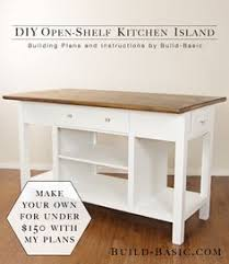 building your own kitchen island 15 gorgeous diy kitchen islands for every budget diy kitchen