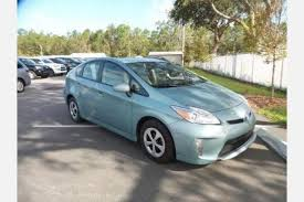 car for sale toyota prius used toyota prius for sale in jacksonville fl edmunds