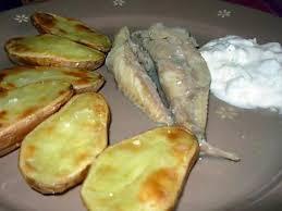 cuisiner la lotte au four recette de queues de lotte et pommes de terre au four