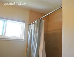 How Long Are Shower Curtains Making An Extra Long Shower Curtain From Any Curtain