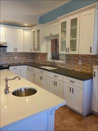 kitchen best white color for kitchen cabinets stainless steel