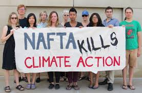 Trump Nafta Changes Trade Rules Should Not Trump Action On Climate Change The