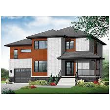 split level home plans 4 bed contemporary split level home plan eurohouse