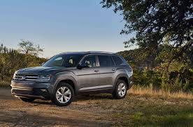 volkswagen atlas 7 seater 2018 volkswagen atlas first drive review motor trend