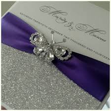 purple and silver wedding invitations wedding invitation purple and silver yourweek 3b12c8eca25e