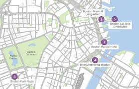 Map Of Boston Harbor by 5 Best Places To Stay For Boston Harborfest Boston Harborfest