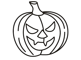 halloween pumpkin coloring pages coloringsuite com