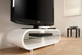 ovid ov95 lcd u0026 plasma tv stand to 42 inch gloss white amazon
