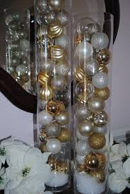 ideas ornament filled glass vase