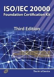 iso iec 20000 foundation complete certification kit study guide