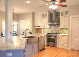 shaker white painted cabinets kitchen photo gallery