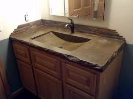 concrete bathroom countertops best bathroom decoration