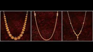 22 carat gold chains khazana jewellery designs