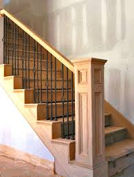 wrought iron spindles iron stair railings like the spacing
