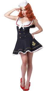 China Doll Halloween Costume Popular Woman Navy Costume Buy Cheap Woman Navy Costume Lots