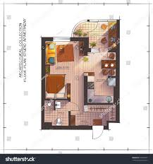 100 studio apartment floor plan home design a typical floor