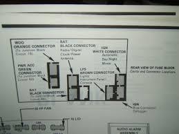 1991 nissan d21 fuse box diagrams wiring diagrams