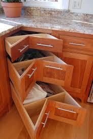 Kitchen Corner Furniture Enchanting Corner Cabinet Pull Out Shelves 58 On Modern House With