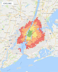 Nyc Traffic Map Visualizing Commute Times U2013 Dev Curious
