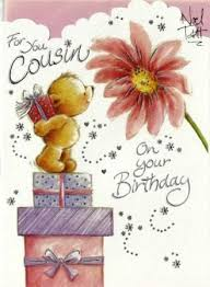 cousin birthday card happy birthday girl cousin quotes search birthday wishes