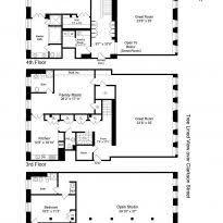 Luxury Apartment Floor Plans Luxury Dusseldorf Apartment The Floor Plans Luxury Floor Plans
