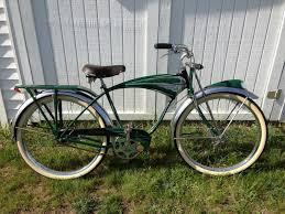 1952 schwinn green phantom rare color the classic and antique
