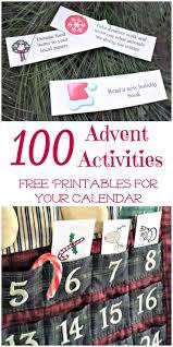 100 advent calendar activities u0026 ideas edventures with kids