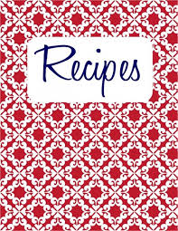 40 recipe card template free printables tip junkie