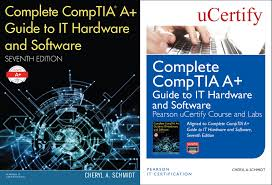 complete comptia a guide to it hardware and software seventh