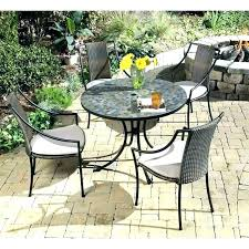 patio dining table set patio dining sets walmart patio table set oak patio dining furniture
