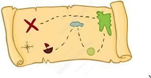 treasure map clipart pirate x marks the spot clip 35