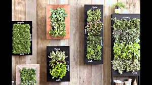 unique vertical wall planters youtube