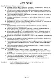 Example Of Combination Resume by Resume Sample Project Manager For An Airline Susan Ireland Resumes